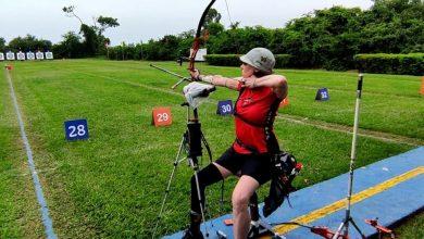 Foto de Paratleta recordista de Tiro com Arco disputa Brasileiro em Maricá