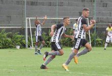 Foto de Botafogo vence Volta Redonda e abre vantagem na final da Taça Rio Sub-20
