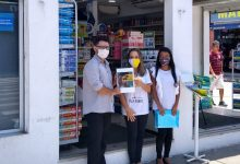 Foto de Farmácias de São Pedro aderem à campanha contra a violência doméstica
