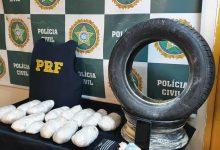 Foto de Polícia Civil prende acusado de transportar drogas para facção criminosa da Região Sul Fluminense