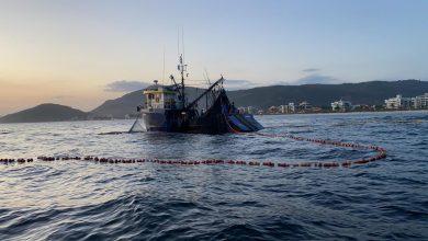 Foto de Pesca ilegal termina com 13 presos em Niterói