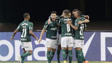 Foto de Palmeiras e Santos encaram líderes de semifinais da Libertadores na década