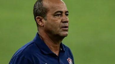 Foto de Decepcionado com derrota, Ailton lamenta goleada para o Corinthians