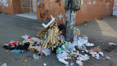 Foto de Paralisação da Comsercaf gera acúmulo de lixo nas ruas de Cabo Frio