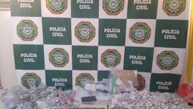 Foto de Polícia Civil prende integrantes de organização criminosa no interior do Estado