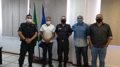 Foto de Prefeito de Rio das Ostras se reúne com representantes da Polícia Militar