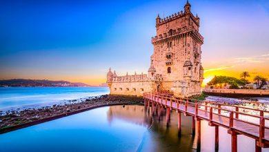 Foto de As belezas de Liboa, capital de Portugal